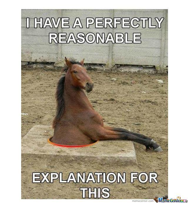 Troll horse - Meme Center