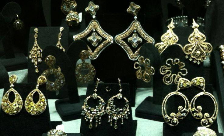 Aros - Gran Bazaar, Estambul / Earrings - Grand Bazaar, Istanbul