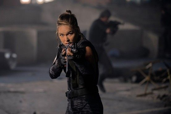 Ronda Rousey Explains Why Super-heroines Are the Weakest Link | 30 Second Cinema