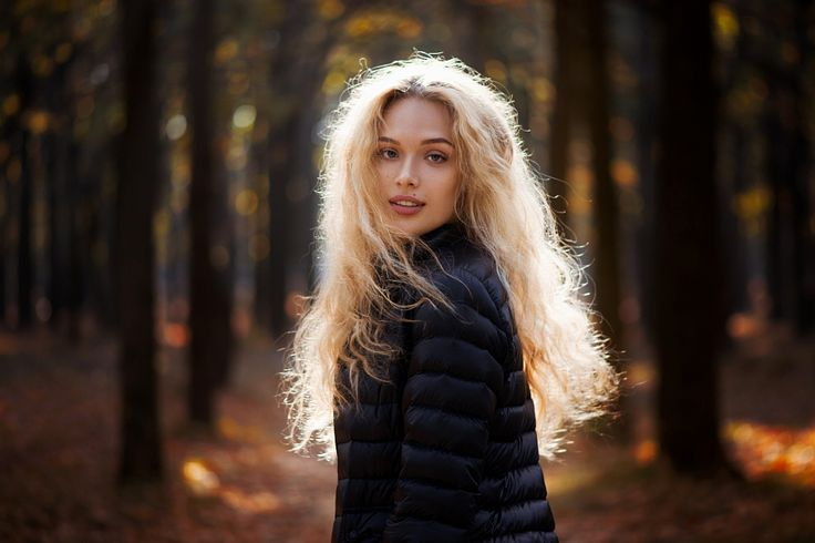Photograph Elena by Ann Nevreva on 500px