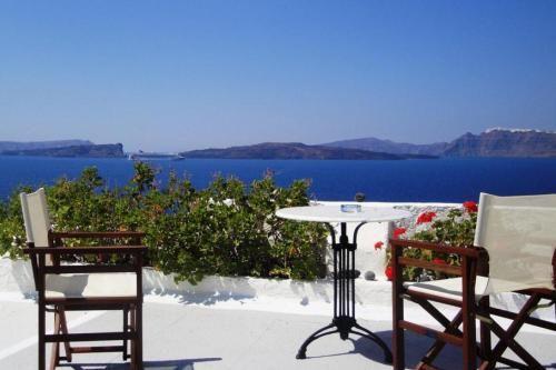 Лучшие отели Санторини 3 звезды, фото, Отель Kokkinos Villas, Акротири, Санторини, Греция
