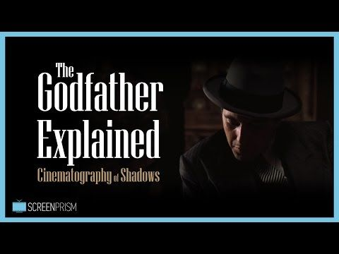 The Godfather - Cinematography of Shadows