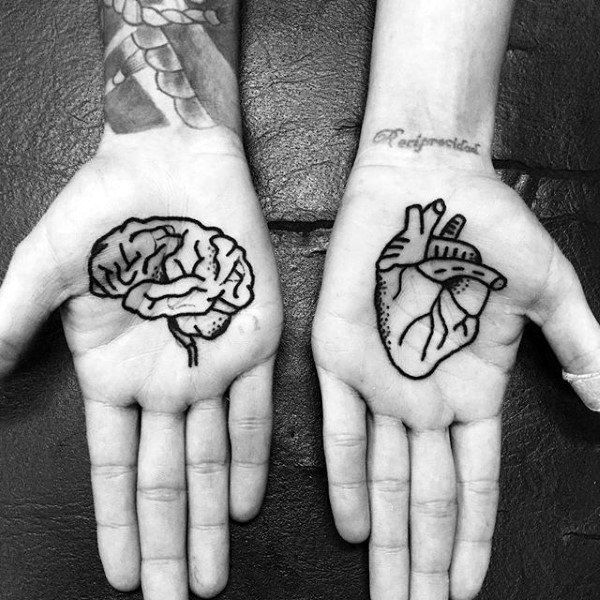 100 Palm Tattoo Designs For Men Inner Hand Ink Ideas Palm Tattoos Hand Tattoos Hand Palm Tattoos
