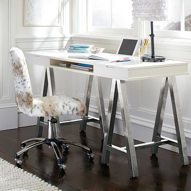 Customize It Project A Frame Desk Simply With With Galvi Bases