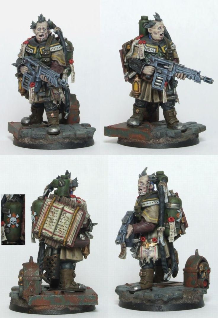 Kroot mercenaries ordo xenos inquisitor hunts predators - Spacebattles com ...
