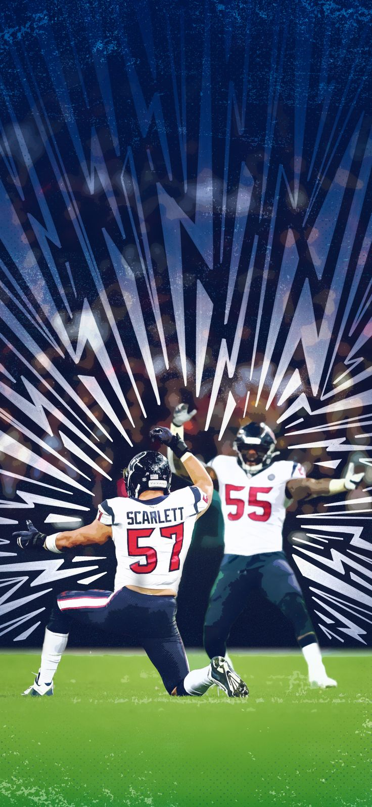 Pin by Houston Texans on Wallpaper Wednesday in 2020