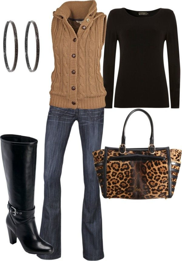 """""""Winter Travel"""" . LOVE THIS!: Design School, Fashion, Style, Winter Travel, Sweater Vests, Winter Outfit, Fall Outfit"""