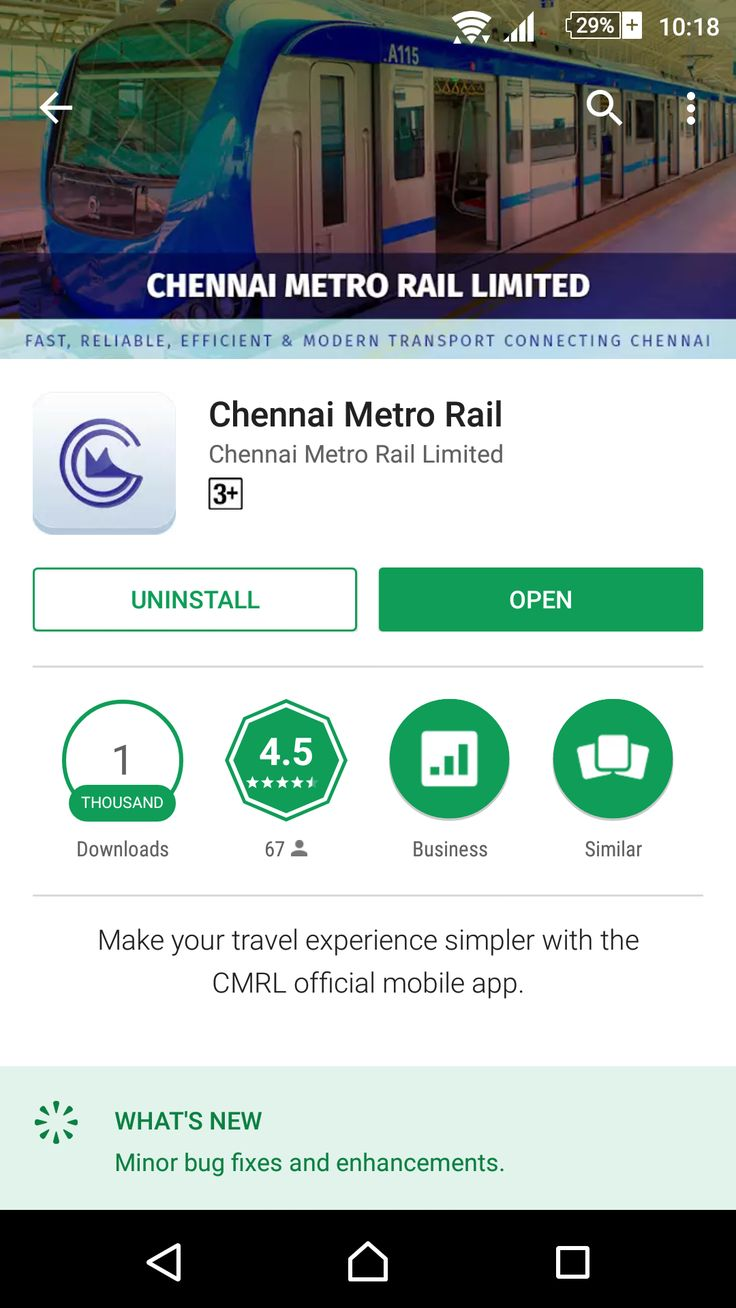 People will be getting updates of real time information sooner in the Chennai Metro rail app that will be useful to plan their travel. #TransportUpdates #ChennaiUngalKaiyil.