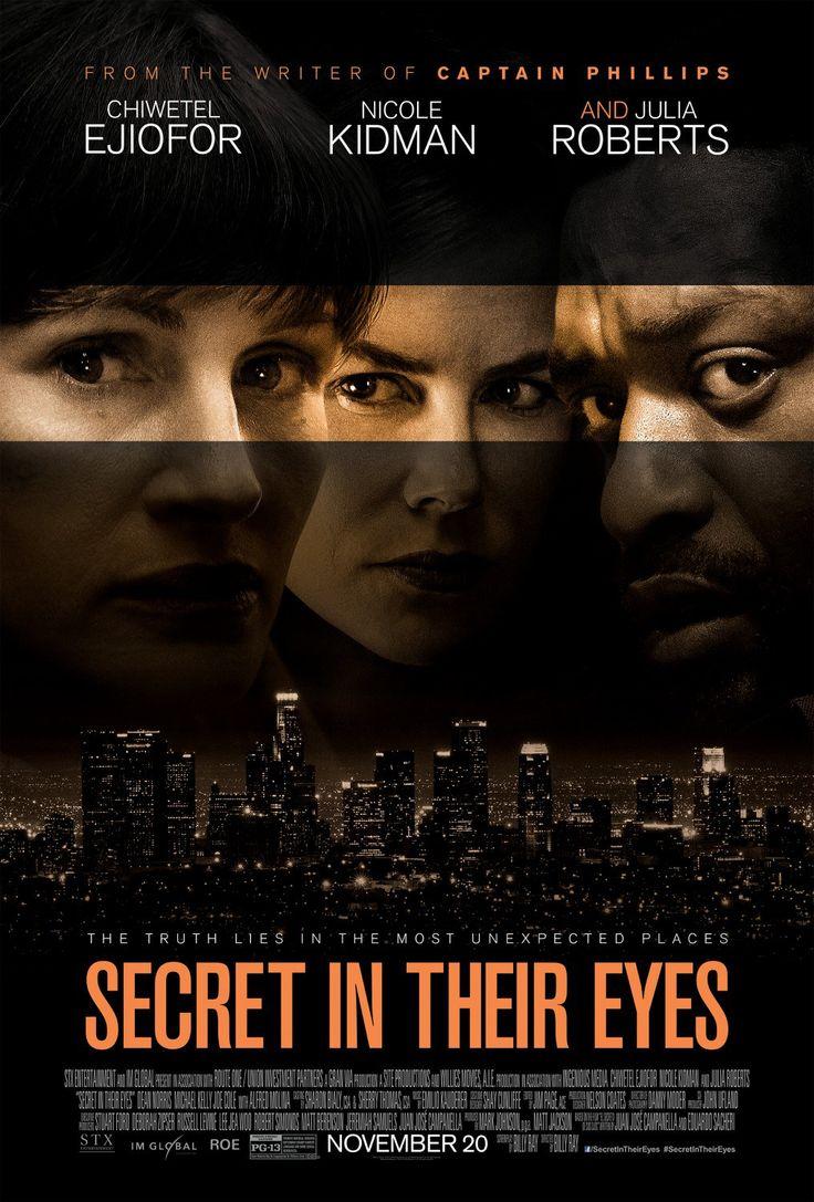 Novos Cartazes Do Filme O Segredo Dos Seus Olhos Cinema Bh O Segredo Dos Seus Olhos Em Breve Nos Cinemas Filmes Legendados Em Portugues