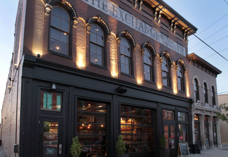 Southern Indiana Best Locally Owned Independent Restaurant Bar In New Albany The Exchange Pub