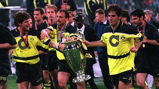 Nhìn lại quá khứ, lịch sử ủng hộ Dortmund vô địch Champions League