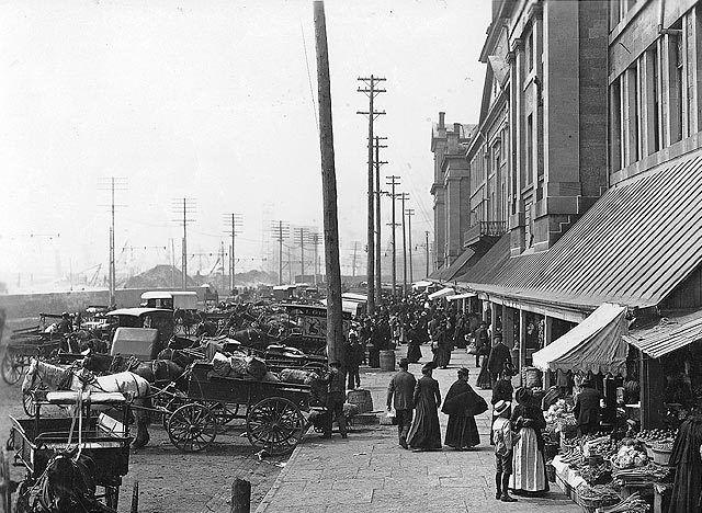 20 photos qui font revivre l'histoire de Montréal (PHOTOS)