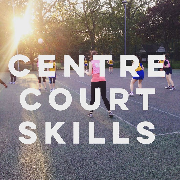 Here's the third part in Netball Squad's series of netball skill articles, this time focusing on England and Jamaica's excellent centre court players.