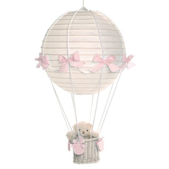 mini hot air balloons for deco?
