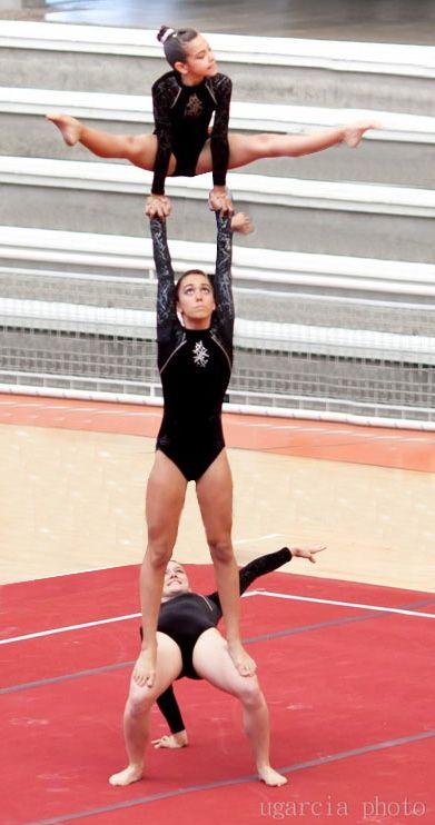gimnasia acrobatica - Buscar con Google