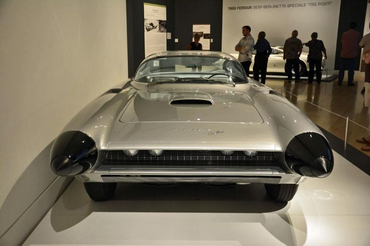 These prototypes and otherwise unique cars have left a mark on automotive history.
