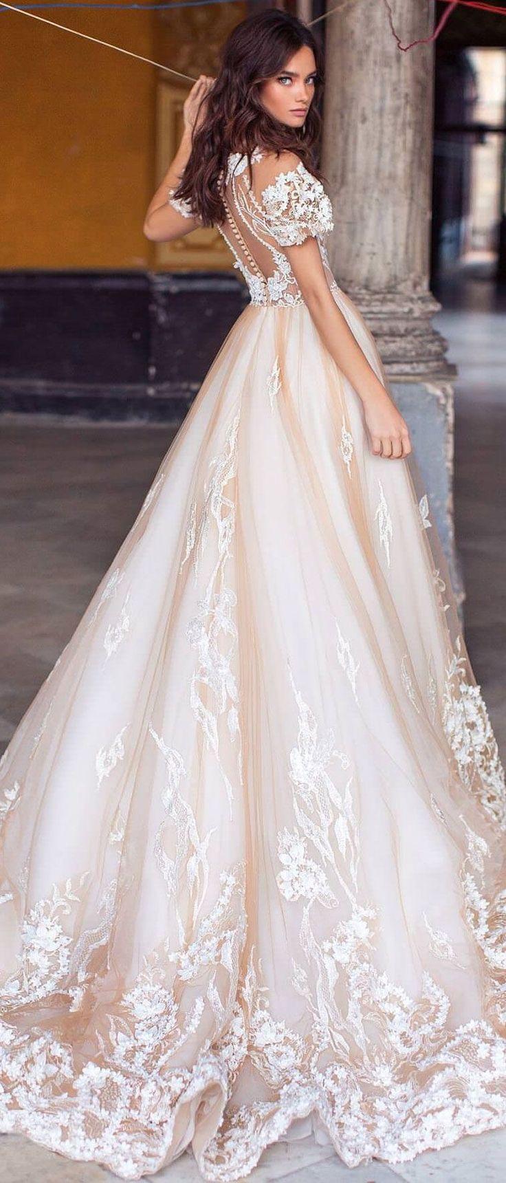 522 best Boho Brautkleider für die Boho Hochzeit Vintage ...