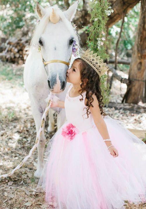 princess and a pony