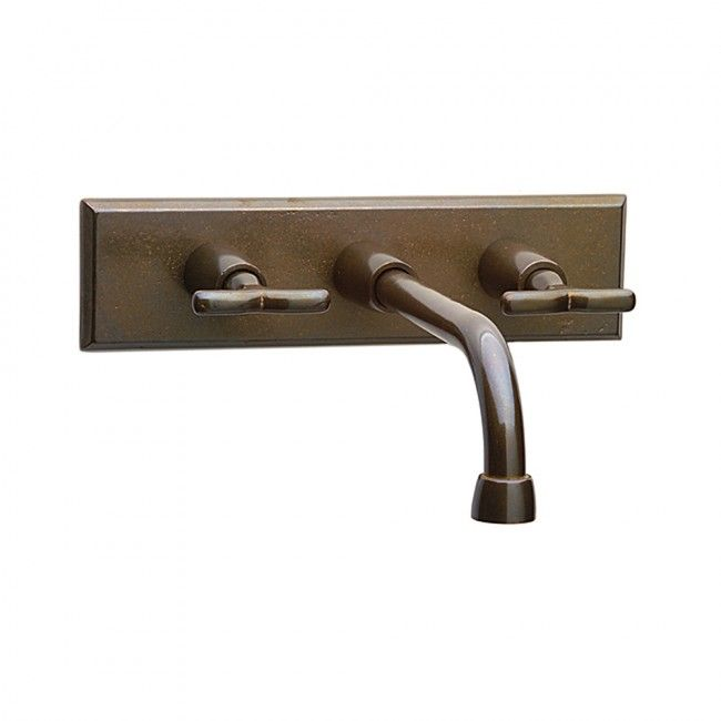 Rocky Mountain Wall Mount Faucet
