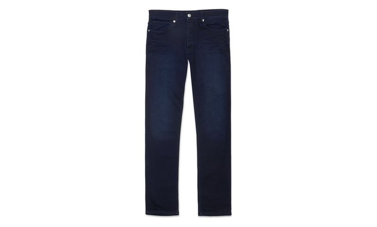 Blue/Blue Slim-Fit Jeans, Denim | WHISTLES