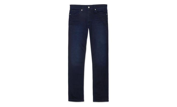 Blue/Blue Slim-Fit Jeans, Denim | WHISTLES