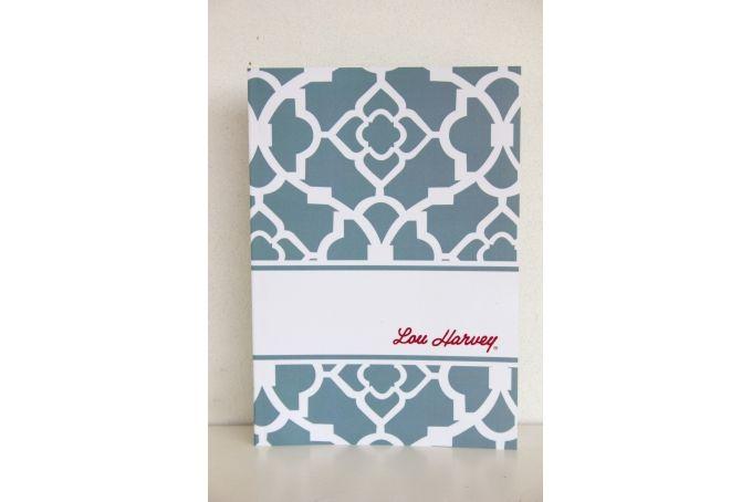 Lou Harvey notebook by Lou Harvey Stationery