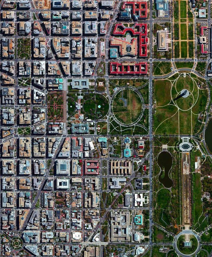 I'm headed to Washington, D.C. this morning to speak at the 2017 Nexus USA Summit (@thenexussummit). The city's layout was designed in 1791 by Major Pierre Charles L'Enfant for George Washington, the first President of the United States. L'Enfant designed a compass-aligned grid for the city's streets, with intersecting diagonal avenues that were later named after the states of the union. The diagonal avenues also intersect with the north-south and east-west streets at circles and rectangular…