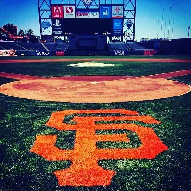 OPENING DAY of San Francisco Giants baseball.... and today we're going to the game.  Lets go GIANTS!! #sfgiants #mlb #openingday #giantsfan #sanfranciscogiants #sfgiantsfan #baseball