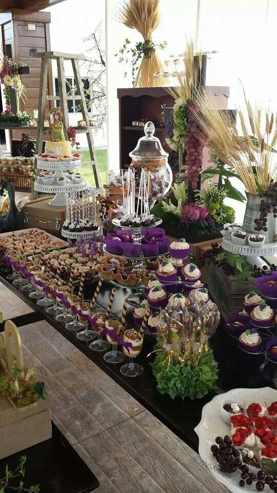 Decoracion para una boda de 50 aniversario