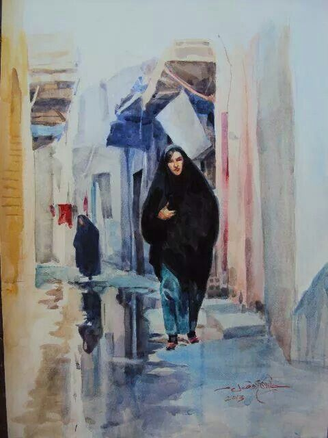 Iraqi artist,  Jasim alfathel  الفنان العراقي جاسم الفضل