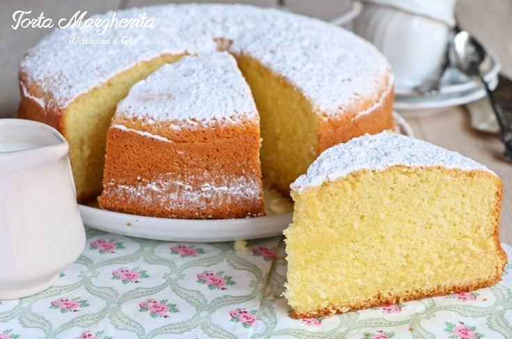 Un dolce classico che non delude mai, la Torta Margherita è soffice e morbidissima. Perfetta da mangiare a colazione ed ottima da farcire con una crema.