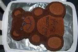 Image result for teady bear cake