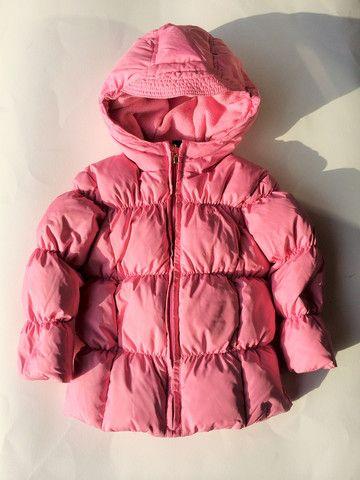 PIUMINO ROSA CON CAPPUCCIO - Ralph Lauren; 2 anni. Online qui: http://hipmums.it/products/piumino-rosa-con-cappuccio