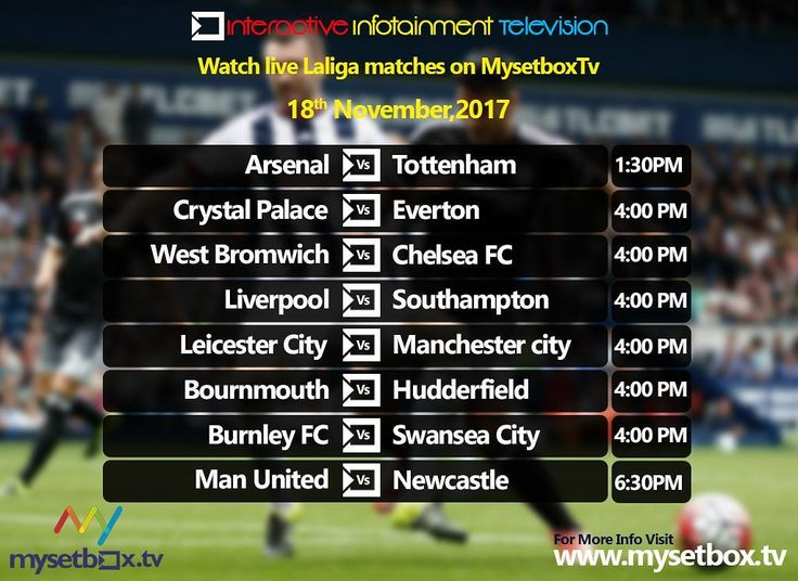 Watch live EPL matches on MysetboxTv.. For more info visit www.mysetbox.tv #mysetboxtv #iptvnigeria #interactiveinfotainmenttelevision #sahadstores #epl #sports #soccerlife #sportsday #instasports #instasoccer #footballseason #football #champions #chelsea #everton #manutd #liverpool #arsenal #premierleague #balling #like #follow #nairabet #merrybet #bet9ja #megabet