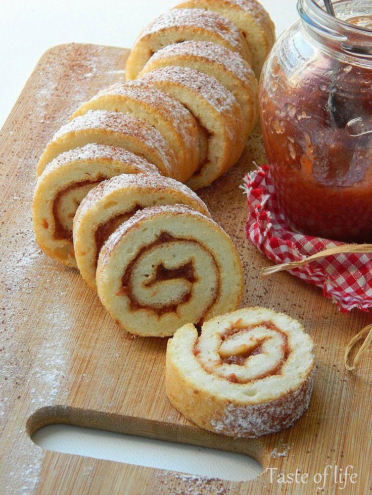 Taste of life: Lagani i brzi rolati - 3 recepta