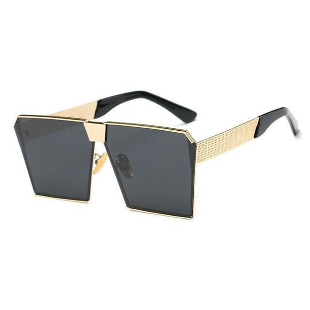767ee96ca4f Unisex  Destiny  X-Large Square Sunglasses Astroshadez