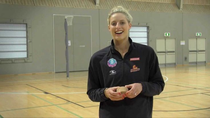 Firebirds Skills Video: Laura Geitz