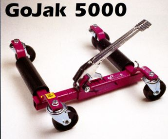 Zendex Tool GoJak Model 5000 Wheel Dollys - Dolly -  - The Garage Store