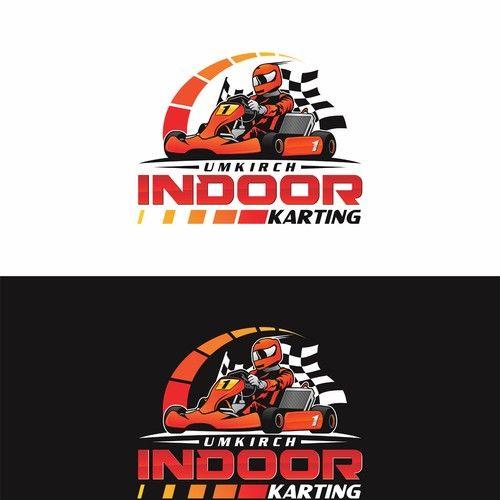 Indoor Karting - Neues Logo f¨¹r Indoor Kartbahn - new logo for indoor go kart racing Betrieb einer Indoor Kartbahn - Indoor Go Kart RacingKinder, Jugendliche, Erwachsene - children, youth, adult...