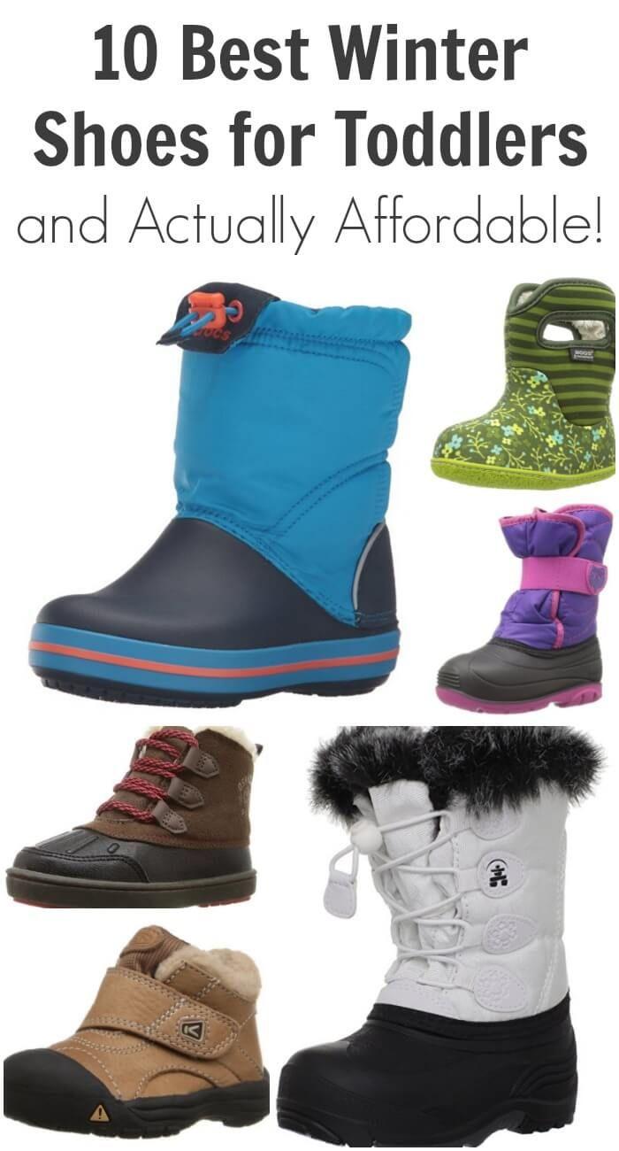 kids winter shoe