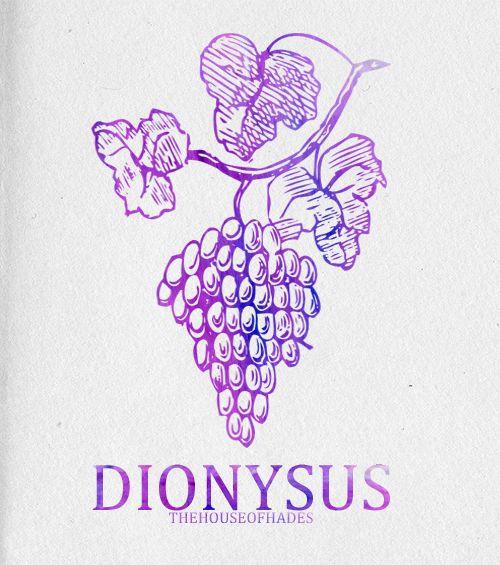 Image Gallery dionysus symbol