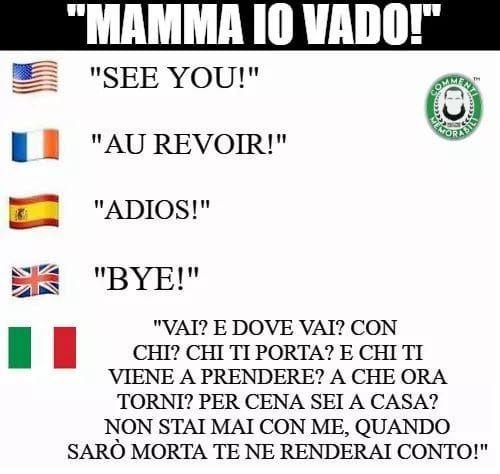 La prosperosità contenuta delle mamme italiane. #commentimemorabili