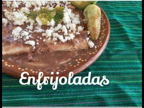 Enfrijoladas (How To)