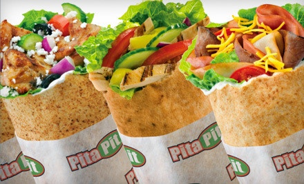 Pita Pit of Louisville - 9816 Linn Station Road, Plainview Village, Louisville