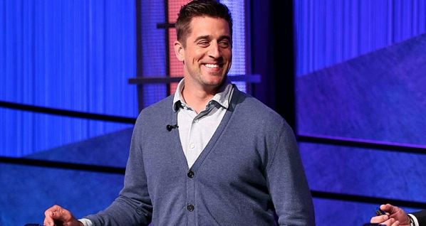 People Are Sure Aaron Rodgers Dropped an F Bomb Here -- Green Bay Packers quarterback Aaron Rodgers cleaned up on Celebrity Jeopardy!, but he got this question wrong. When he realized it, he may have dropped an F bomb.