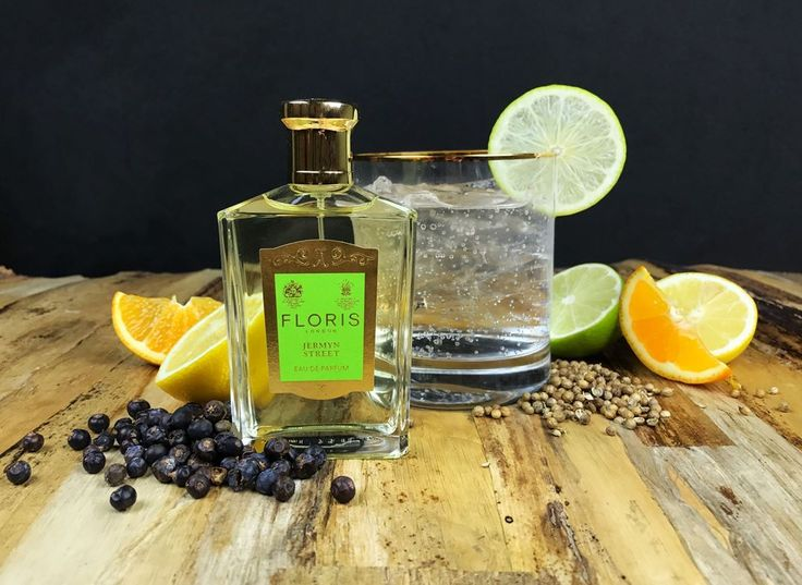 Intended to remind a gentleman of the hustle and bustle of London's Jermyn Street, this fragrance draws its roots from a classically British gin & tonic.Wafts of juniper, citrus peel and coriander protect against scurvy while the green woodsy undertones are reminiscent of the malaria-preventing quinine, the addition of gin makes it palatable. While some may have issue with a morning nip, none will argue with a person wearing Floris' Jermyn Street. For Health!