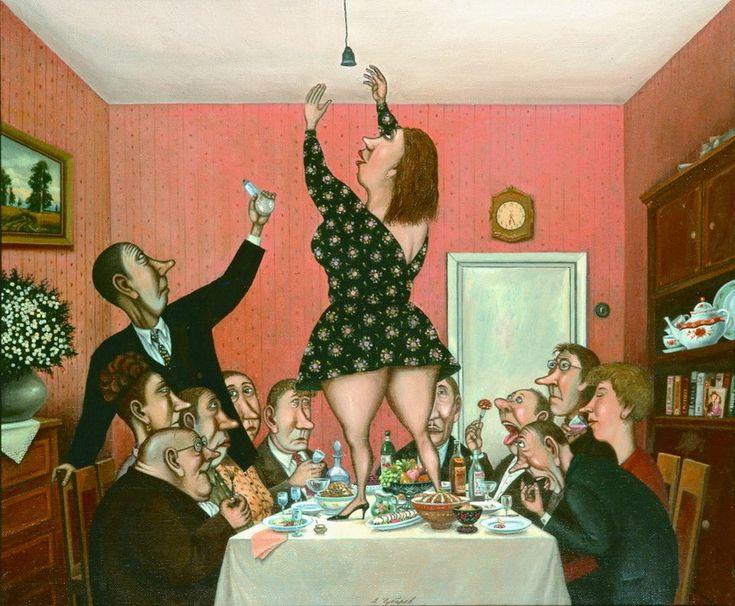 Valentin Gubaryev - The Discreet charm of the non-developed socialism - 78