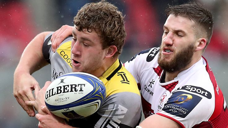 Ulster beat La Rochelle 20-13 at Kingspan Stadium to keep their Champions Cup quarter-final hopes on track.