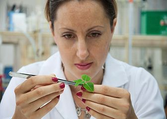 What kind of aptitude is required if someone were to choose Biologist as career?