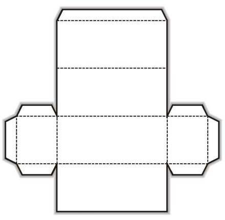#dikdörtgenlerprizmasıaçılımı #geometri #geometrikcisimler #maket